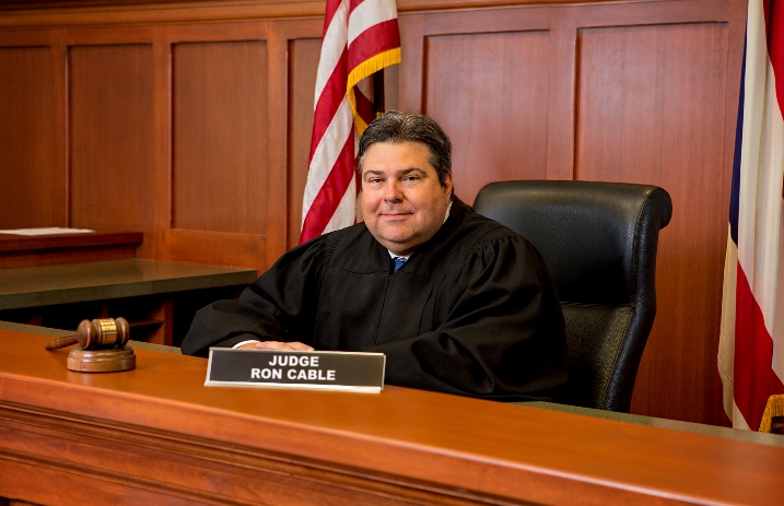 Akron Municipal Court Judge Ron Cable
